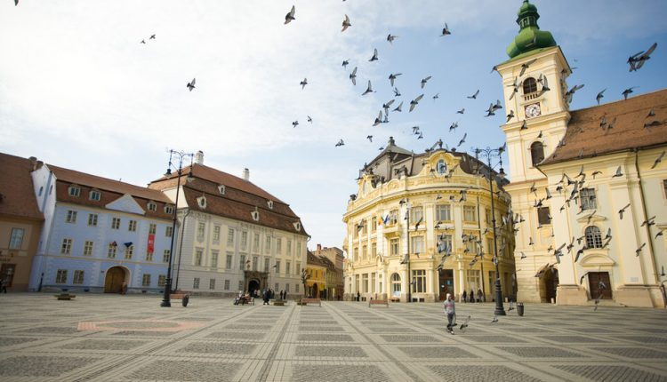 Sibiu-capitala europeana