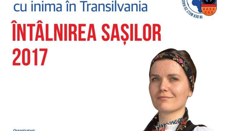 """Peste 10.000 de Sași se întâlnesc la Sibiu în Piața Mare. În lume acasă, cu inima în Transilvania"""""""