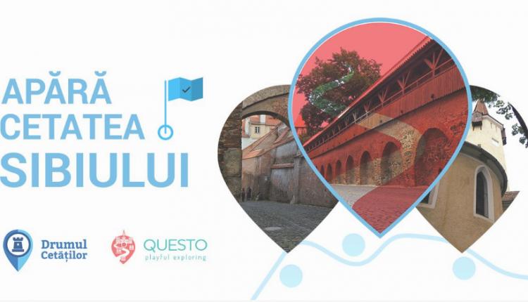 Drumul Cetăților trece pe la Sibiu – Fă-ți echipă și hai să (re)descoperim orașul!